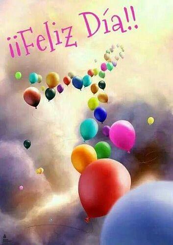 Pin de DIANA TOCHOY en Buen dia | Feliz cumpleaños en el cielo, Cumpleaños  en el cielo, Buenos dias feliz dia