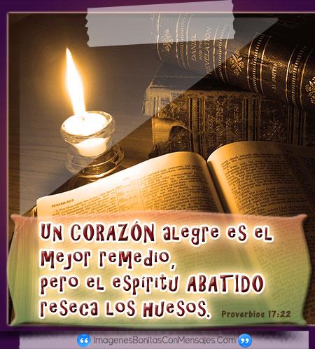 Proverbios Bíblicos En Lindas Imágenes - Imagenes Y Mensajes