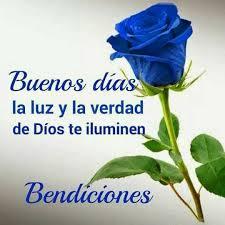 Buenos días, bendiciones - El Mensajero de Dios | Facebook